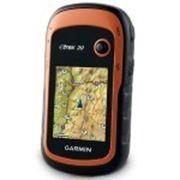 GPS-навигатор Garmin eTrex 20 с картой фото