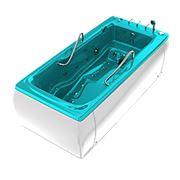 Бальнеологическая ванна Волна фото