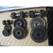 Ролики для грануляторов фото