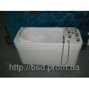 Вихревая медицинская ванна AQUAPEDIS I фото