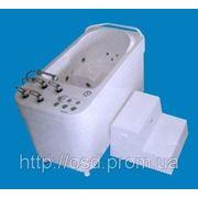 Вихревая медицинская ванна AQUAPEDIS II фото