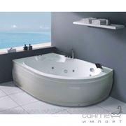 Гидромассажные ванны Royal Bath Левосторонняя гидро-аэромассажная ванна Royal Bath Alpine 170 фото
