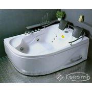 АТ-919-TV Ванна угловая левая 1800*1240*660 с гидро и аэромассажем TV+DVD,подогрев воды фото