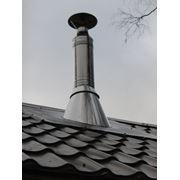 Монтаж и замена промышленных дымовых труб фото