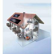 Монтаж систем отопления для частного дома фото