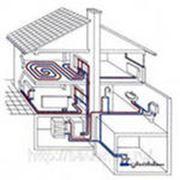 Монтаж отопление водоснабжение внутренняя канализация фото