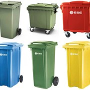 Контейнер под мусор пластиковый
