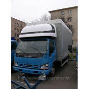 Автомобиль Isuzu NQR71 P БОРТ-ТЕНТ фото