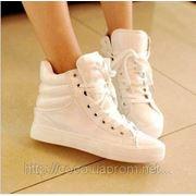 Высокая обувь фото