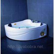 Ванна с гидромассажем Размер: 1500х1500х580мм Модель SU-1515 фото
