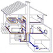 Монтаж и реконструкция систем отопления фото