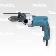 Двухскоростная ударная дрель HP2051 фото