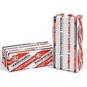 Экструдированный пенополистирол XPS CARBON 30-280 СТАНДАРТ 1180х580х40-60мм
