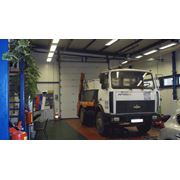 Государственный технический осмотр легковых и грузовых автомобилей фото