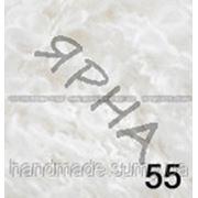 Пряжа для ручного вязания Астракан ALIZE белый 55 фото
