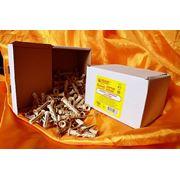 Дюбели WAVE 6х35 mm потай с ударным шурупом в картонной коробке - ISO 9001 фото
