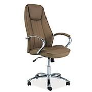 Кресло компьютерное Signal Q-036 (коричневый) фото