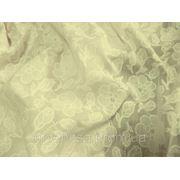 Батист Цветок Вышивка (нежно - желтый) (арт. 12155) фото