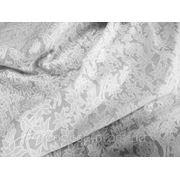 Батист Цветок Вышивка (белый) (арт. 12156) фото