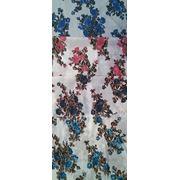 Коттоновые ткани батист вуаль фото