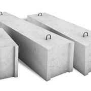 Фундаментные блоки 24-3-6 фото