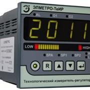 Измеритель-регулятор технологический фото