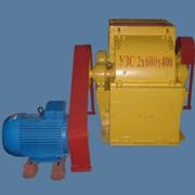 Агрегат дробления двухроторный УЗС 2х600х400 фото