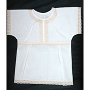 Крестильная рубашка анаволий фото