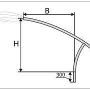 Кронштейн K 105-H-B-C-X
