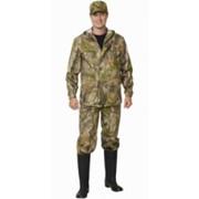 Костюм Егерь + (куртка, брюки) (ткань смесовая) КМФ Клён фото