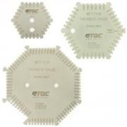 Гребенка для определения толщины мокрого слоя TQC SP4000/4010/4020 фото