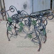 Художественная обработка металлов, ковка ЮБК, кованые изделия ЮБК Крым. фото