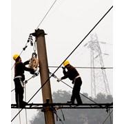 Комплексный монтаж и установка систем электроснабжения и КТП фото