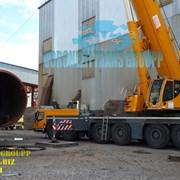 Аренда автокрана 250 тонн в Воронеже LIEBHERR LTM  фото