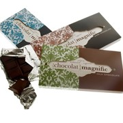 Шоколадная плитку премиум-сегмента CHOCOLAT MAGNIFIC фото