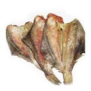 Камбала вяленая фото