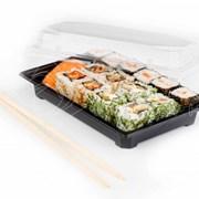 Упаковка под суши фото
