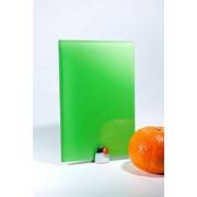 Декоративное стекло Luminous Green Ref 1164 фото