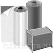 Теплоизоляция в рулонах для воздуховодов фото