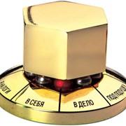 Десижн-мейкер (магический прибор для принятия решений в финансовых вопросах) с текстом на русском языке фото