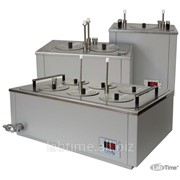 Баня водяная (Токр+5...+100 °С) , 3 рабочих места, глубина ванны 60 мм, размер открытой поверх ЛБ31-1 фото