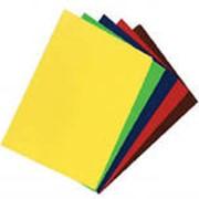 Цветной картон фото
