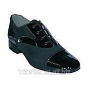 Обувь для танцев, мужской стандарт, модель 207 фото