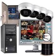 Монтаж систем телефонизации и телевидения фото