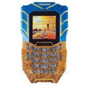 Защищённый мобильный телефон Sigma mobile X-treme AT67 Kantri yellow-blue фото