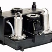 Напорные установки для отвода сточных вод Wilo-DrainLift L