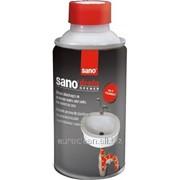 Средство для прочистки засоренных канализационных труб Sano Drain Opener 200gr фото