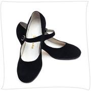 Танцевальные туфли для фламенко Sansha фото