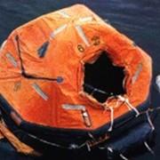 Плот спасательный морской фото