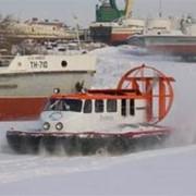 Вездеход амфибийный на воздушной подушке «Арктика 1Д» фото